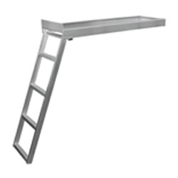 Pontoon Boat Ladders and Ramps