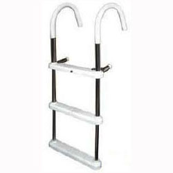 Side Mount and Gunwale Boat Ladders