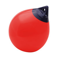 Polyform A Series red buoy