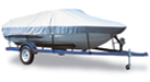 Carver flex-fit boat cover