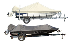 Shop for boat covers by boat type