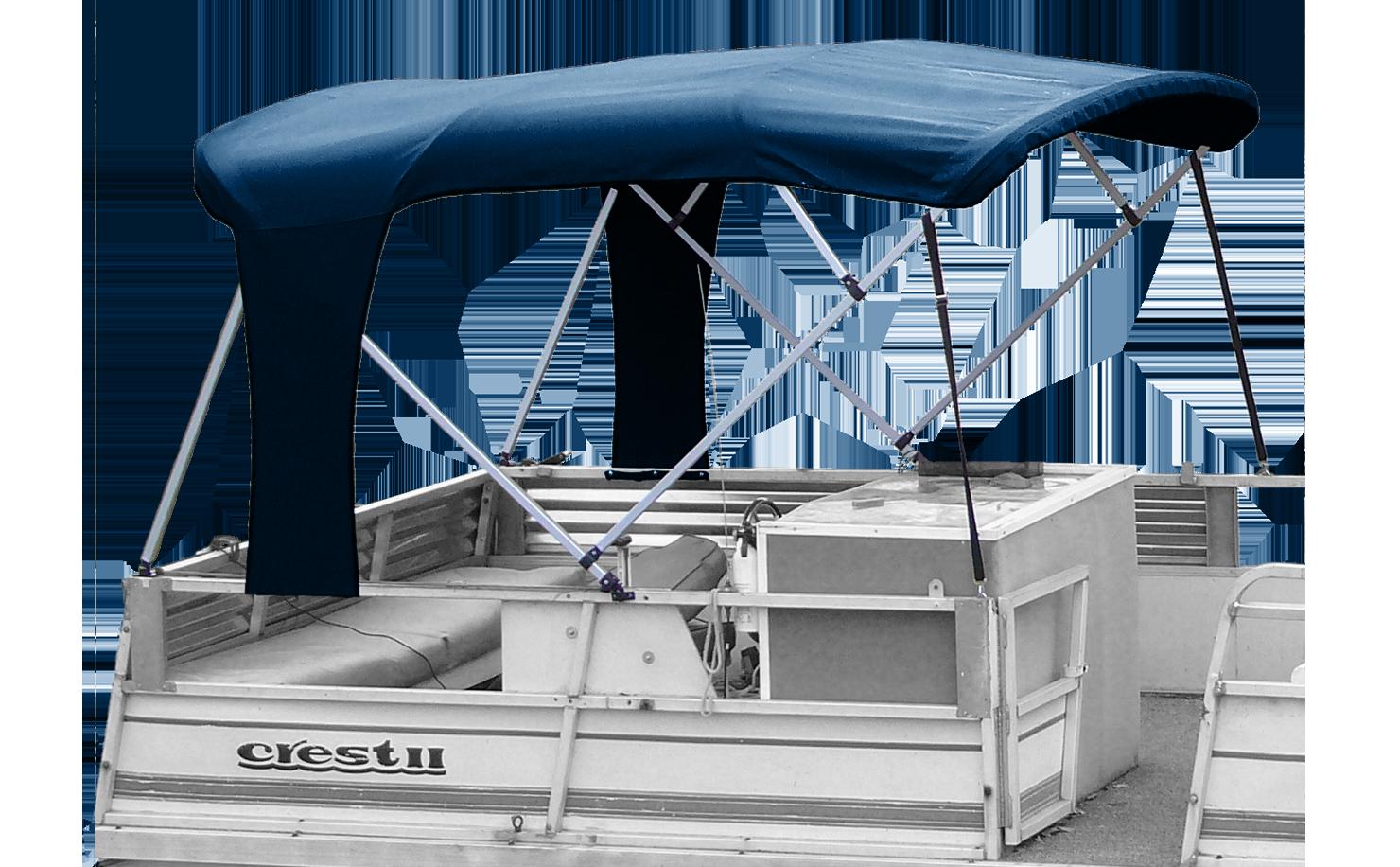 Pontoon boat category