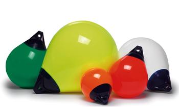 Polyform A series fender sizes