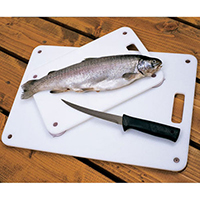 StickyBoard fillet & bait cutting board