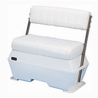 Todd cooler boat seat