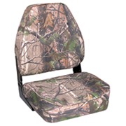 Fishing Boat Seats, Camo Boat Seats and Seat Pedestals