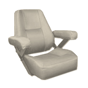 Boat Helm Seats and Captains Chairs