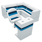 Pontoon Boat Seats, Pontoon Furniture Sets and Tables