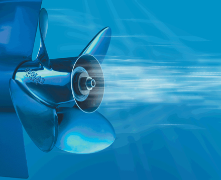 How to Select the Right Boat Propeller - Pitch & Diameter - SavvyBoater